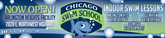 Chicago Swim School will teach your kids to swim in Arlington Heights, Glenview or Oswego