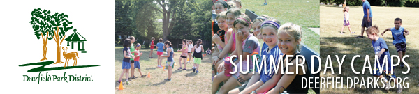 Summer Camps at Deerfield Park District